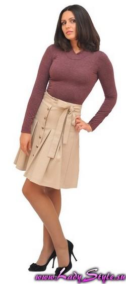 Коралловое платье на молнии, бренд Sharagano. Размер 6US (росс.44, 44-46). Состав:72%Хлопок 26%Полиэстер 2%Спандекс