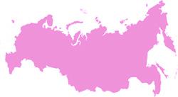 """Зона присутствия ООО """"Леди Стайл"""""""